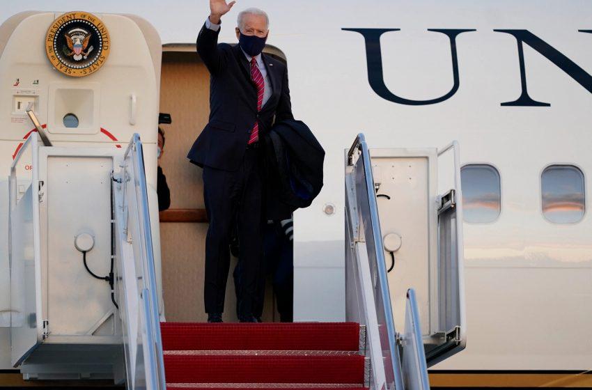 Ανακοινώθηκε επίσημα η πρώτη επίσκεψη Μπάιντεν στην Ευρώπη