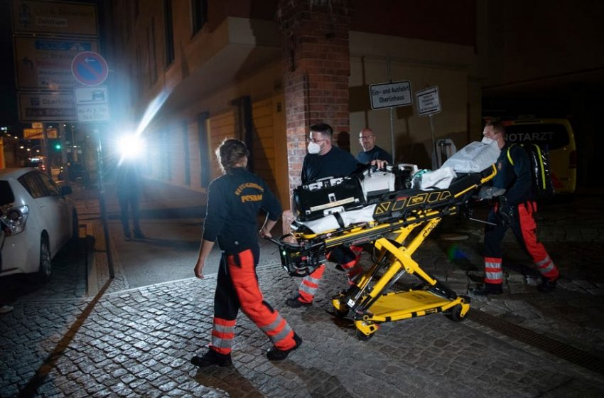 Γερμανία: Δολοφονικό αμόκ σε κέντρο αποκατάστασης – Νεκροί τέσσερις τρόφιμοι