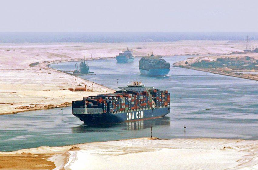 Σήμερα ο διάπλους και των τελευταίων πλοίων που είχαν μπλοκαριστεί λόγω Ever Give στο Σουέζ