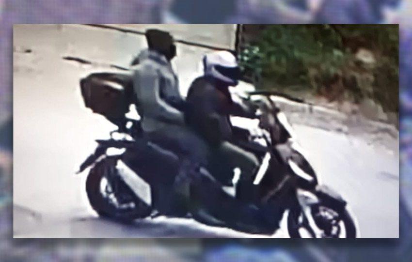 Βίντεο-ντοκουμέντο: Αυτοί είναι οι δολοφόνοι του Γιώργου Καραϊβάζ λίγα λεπτά πριν από την εκτέλεση  – Τον περίμεναν έξω από το σπίτι του