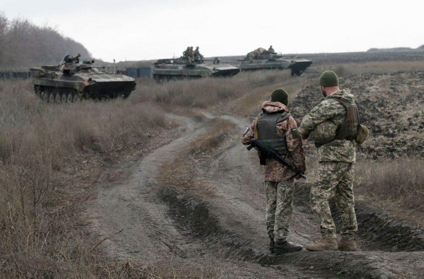 Τριμερής για την κλιμακούμενη ένταση στο Ντονμπάς της Ουκρανίας