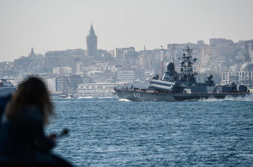 """Ανάλυση: Τι συμβαίνει στην Τουρκία με το """"κίνημα"""" των ναυάρχων"""