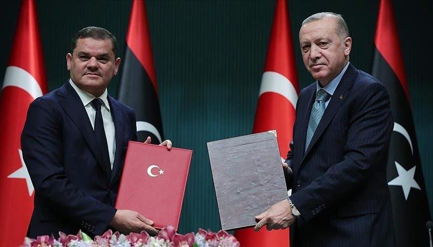 Ερντογάν: Πιστές στο τουρκολιβυκό σύμφωνο Τουρκία και Λιβύη