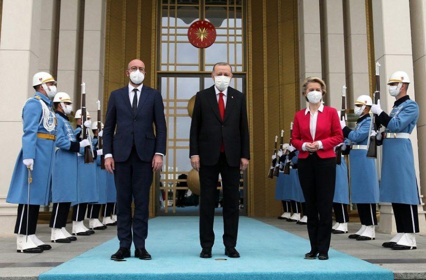 ΕΕ: Μήνυμα στον Ερντογάν για τις προκλήσεις κατά Ελλάδας – Κύπρου
