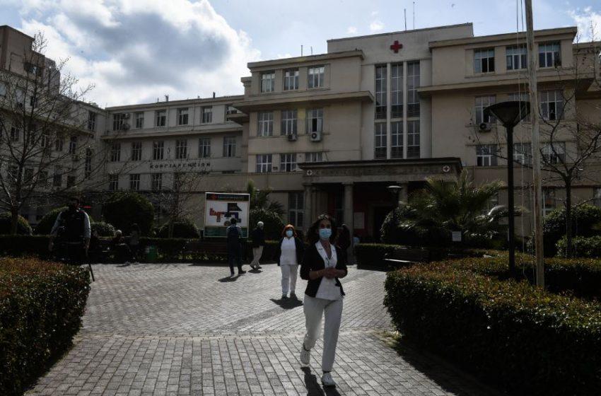 """Ερυθρός Σταυρός: """"Δεν μπορούσα να σηκωθώ από το κρεβάτι"""" ισχυρίζεται ο 60χρονος που συνελήφθη"""