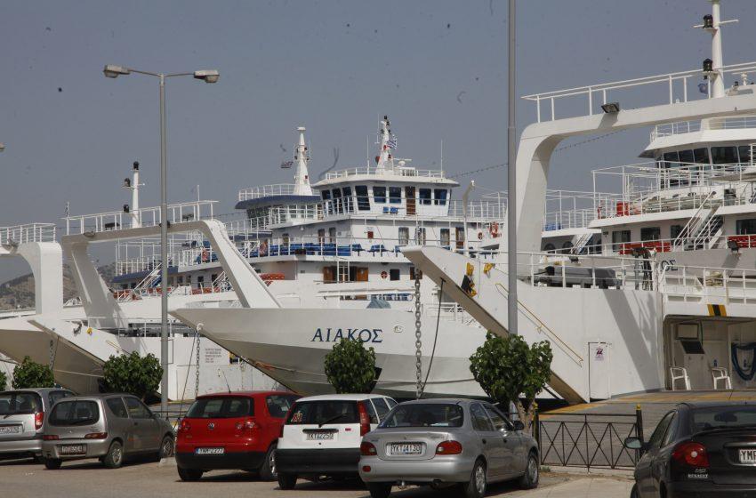 Συνωστισμός στο λιμάνι του Περάματος και απαγόρευση μετάβασης στη Σαλαμίνα – Η παρεξήγηση με το sms στο 13033