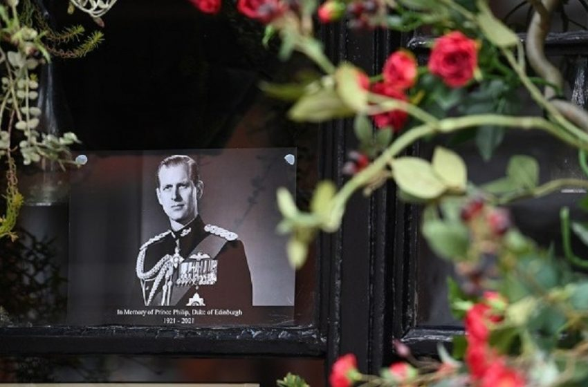 Πένθος στη Μ. Βρετανία: 99 καμπανοκρουσίες  για τον πρίγκιπα Φίλιππο
