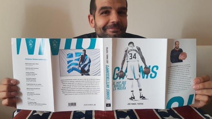 Η ζωή του Αντετοκούνμπο σε βιβλίο από Ισπανό δημοσιογράφο – Από τα Σεπόλια στο NBA