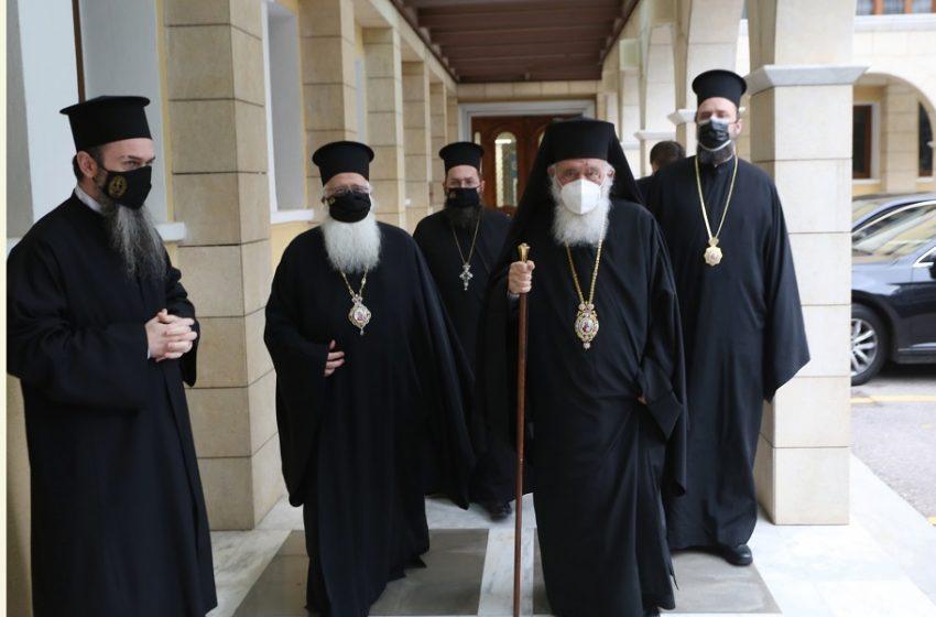 Επίσημο: Αναλυτικά η ανακοίνωση της Ιεράς Συνόδου για Μεγάλη Εβδομάδα, Επιτάφιο, Ανάσταση