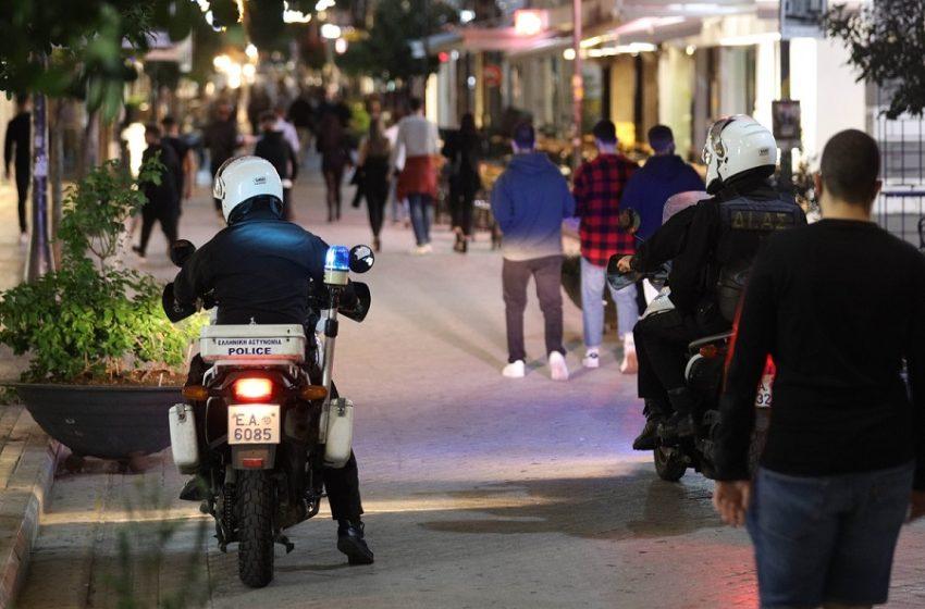 Κοροναϊός: Πρόστιμα 396.000 ευρώ στους χθεσινούς ελέγχους
