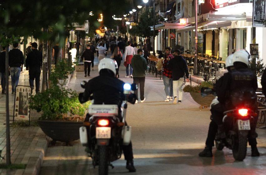 Κορoναϊός: Νέα πρόστιμα 417.200 ευρώ και 14 συλλήψεις σε 78.177 ελέγχους