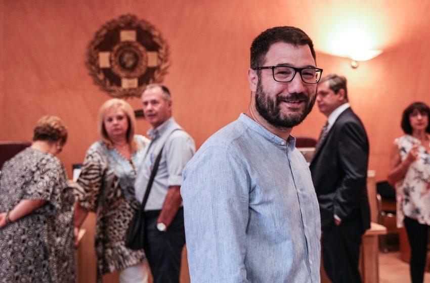 Ηλιόπουλος: Να αποδοκιμάσει δημόσια ο κ. Μητσοτάκης τον Γιάννη Καλλιάνο