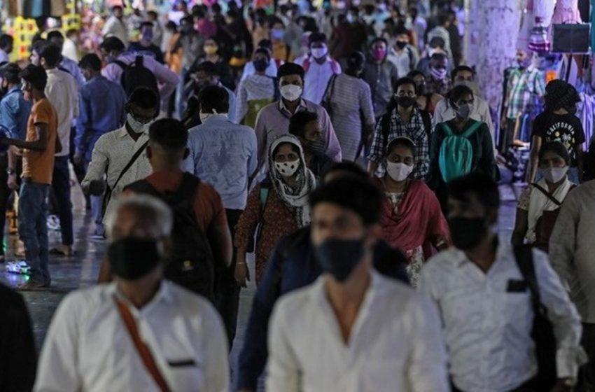 Ινδία: Eσπευσμένη έγκριση για το Sputnik-V μετά τα 162.000 κρούσματα σε μια μέρα