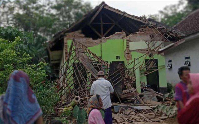 Επτά νεκροί από σεισμό στην Ινδονησία