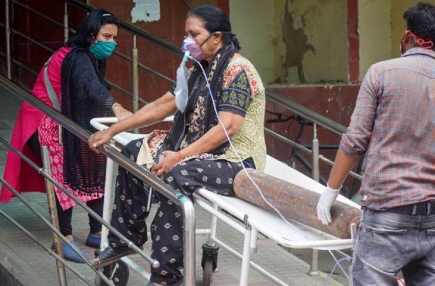 Τραγική η κατάσταση στην Ινδία-Ρεκόρ κρουσμάτων και θανάτων-Στη μαύρη αγορά το οξυγόνο