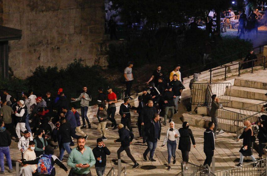 Iερουσαλήμ: Δεύτερη νύχτα συγκρούσεων – Τραυματισμοί και συλλήψεις