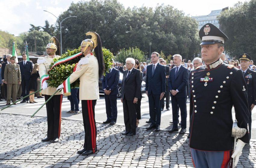 Η Ιταλία γιορτάζει την απελευθέρωσή της από τον ναζισμό και τον φασισμό