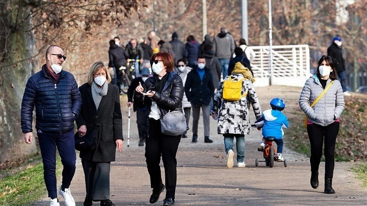Ιταλία: Έκκληση των γιατρών να μην χαλαρώσουν τα μέτρα κατά του κοροναϊού