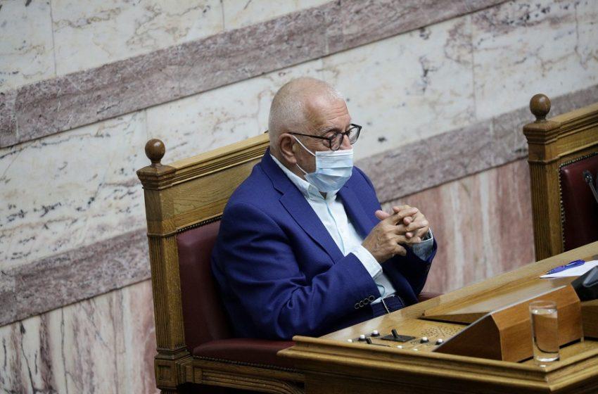 Κακλαμάνης: Ορθώς έφερε ο ΣΥΡΙΖΑ το θέμα Φουρθιώτη στη Βουλή
