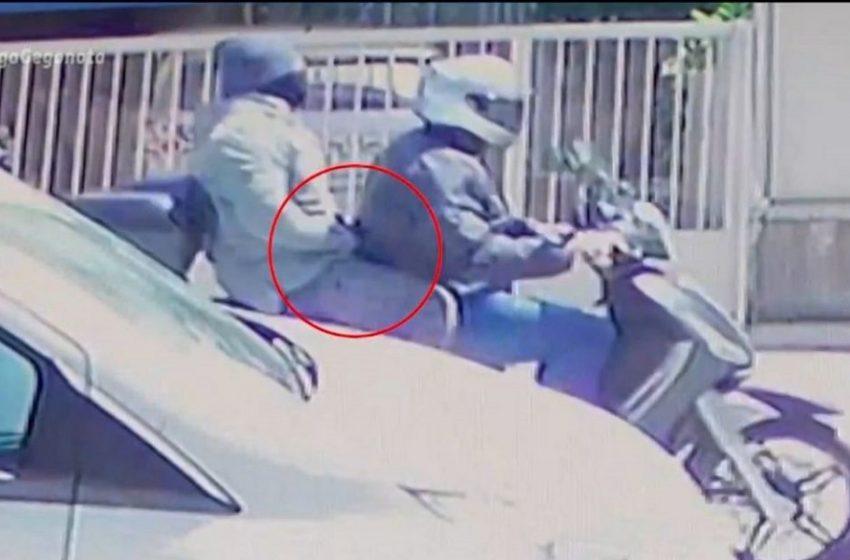 Καραϊβάζ: Νέο βίντεο ντοκουμέντο-Ο δράστης με το όπλο στο χέρι λίγο μετά τη δολοφονία