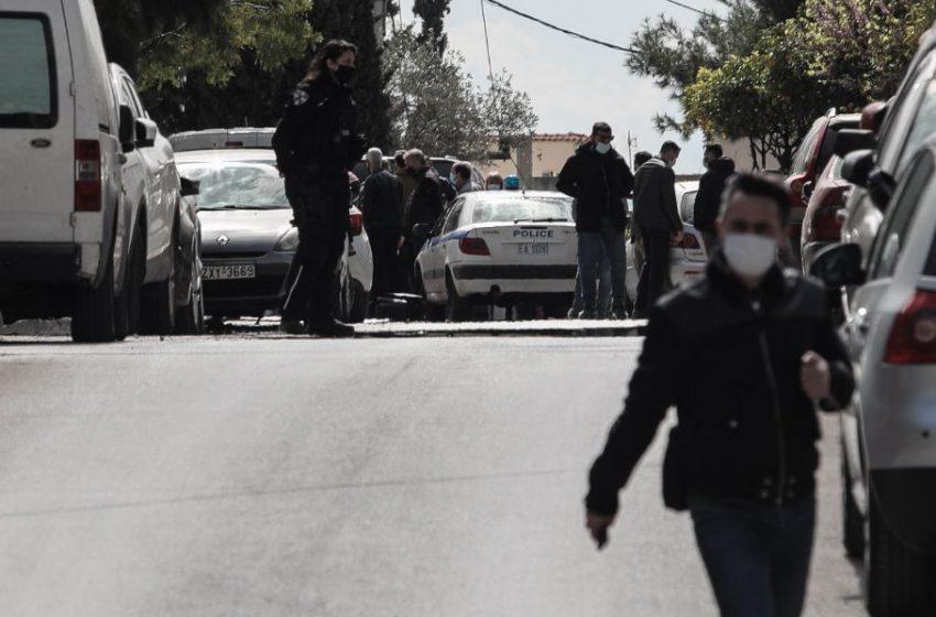 Οι πρώτες εικόνες από το σημείο δολοφονίας του Γιώργου Καραϊβάζ