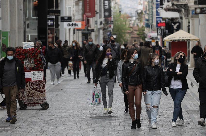 Απαγόρευση κυκλοφορίας: Αλλάζει δύο φορές έως τη Δευτέρα του Πάσχα – Όλα τα μέτρα για μετακινήσεις, καταστήματα, εκκλησίες
