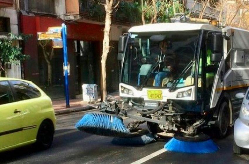 Δήμος Αθηναίων: Επιχείρηση καθαριότητας στη Βαρβάκειο Αγορά