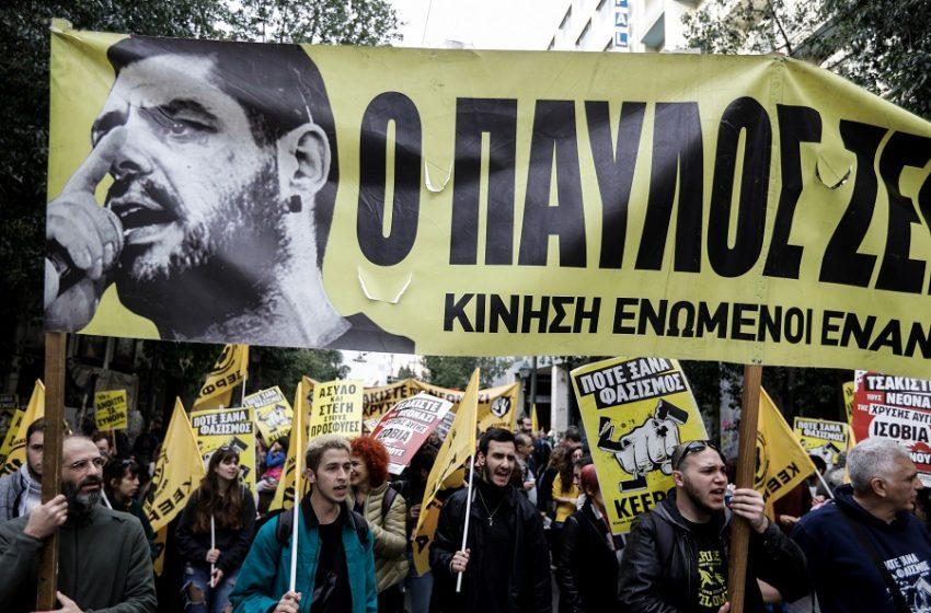 Αντιφασιστικές κινήσεις: Μετά τη σύλληψη Λαγού να ξηλωθούν τα απομεινάρια της Χρυσής Αυγής