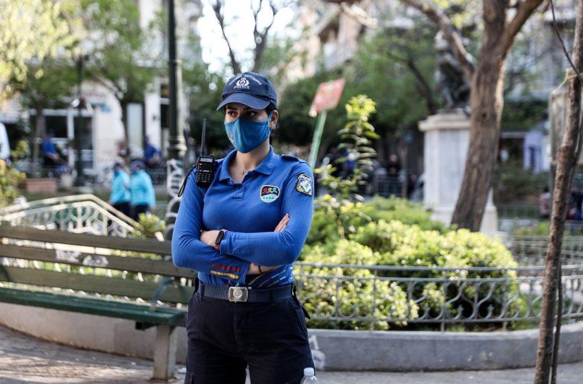 Κυψέλη: Σε αστυνομικό κλοιό για δεύτερη μέρα η Πλατεία Αγίου Γεωργίου