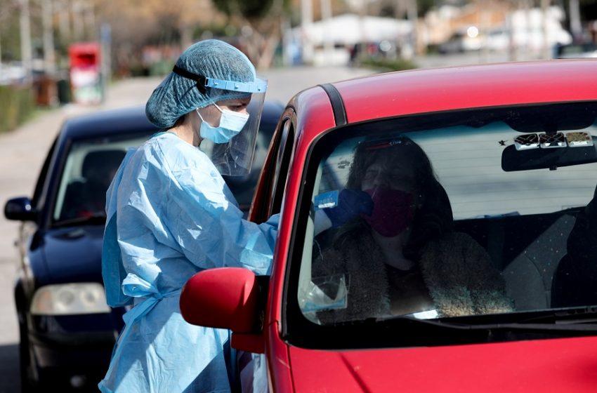 Κρούσματα: Έκρηξη με 4033 νέα – Αρνητικό ρεκόρ με 802 διασωληνωμένους, 93 θάνατοι