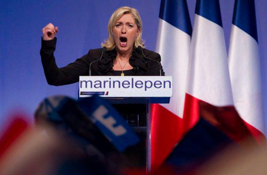 Η Μαρίν Λεπέν επανεξελέγη στην ηγεσία του RN