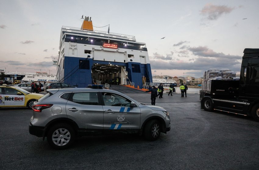 Αυστηροί έλεγχοι στα λιμάνια για τους εκδρομείς του Πάσχα