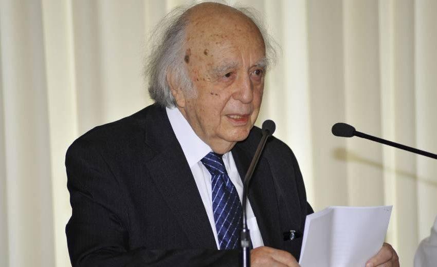 Πέθανε ο πρώην πρόεδρος της Κυπριακής Βουλής – ιστορικός ηγέτης των σοσιαλιστών της Κύπρου Βάσος Λυσσαρίδης