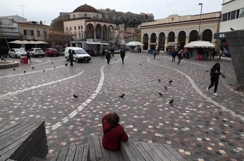 """Κοροναϊός: """"Ασφυξία"""" στην Αττική με 1.812 κρούσματα, 554 στη Θεσσαλονίκη – Ο χάρτης της διασποράς"""