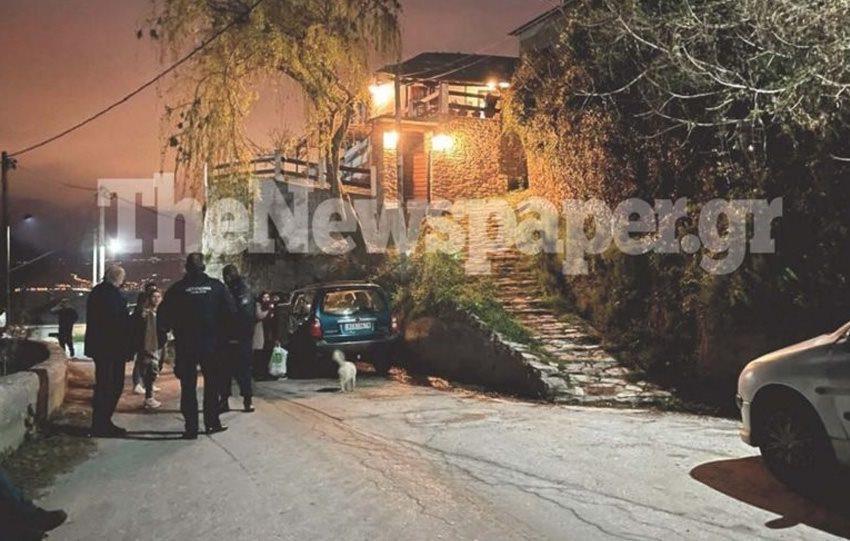 Μακρυνίτσα: Συνελήφθη ο δράστης του διπλού φονικού – Σκότωσε την εν διαστάσει σύζυγό του και τον αδελφό της