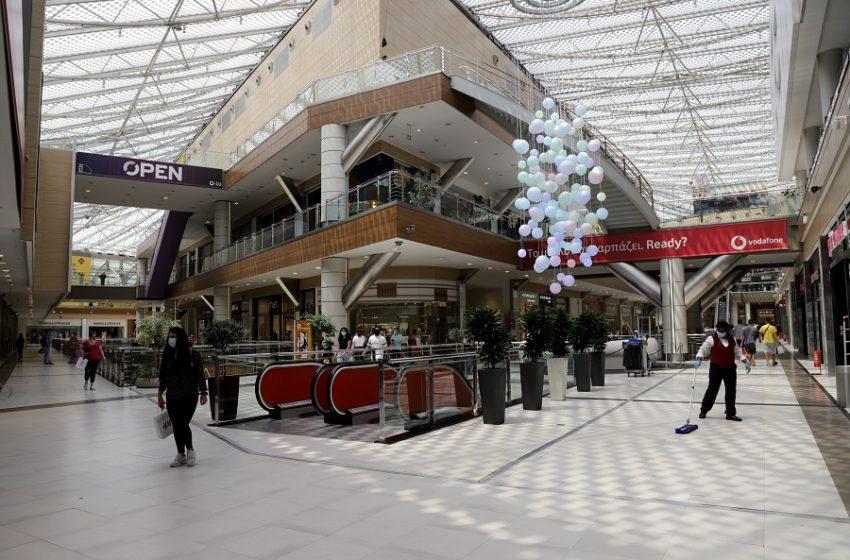 """Ανοίγουν αύριο malls, κέντρα αισθητικής και click in shop στη Θεσσαλονίκη -""""Πράσινο φως"""" από τους λοιμωξιολόγους"""
