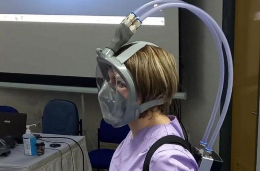 Virus Terminator Greece: Η επαναστατική μάσκα που αλλάζει όσα ξέραμε για την προστασία από τον κοροναϊό