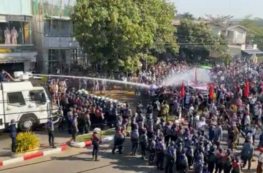 Μιανμάρ: 80 νεκροί διαδηλωτές στην πόλη Μπάγκο