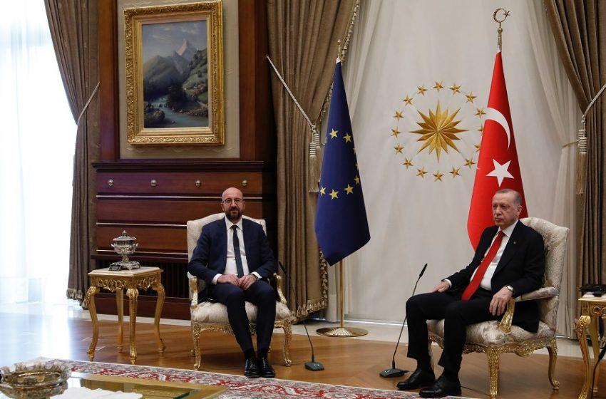 Μισέλ: Δύσκολο να προβλέψουμε τη συμπεριφορά της Τουρκίας