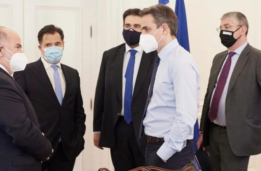 Σύσκεψη Μαξίμου για εστίαση: Αποφασίστηκε δράση προϋπολογισμού 330 εκατ. ευρώ