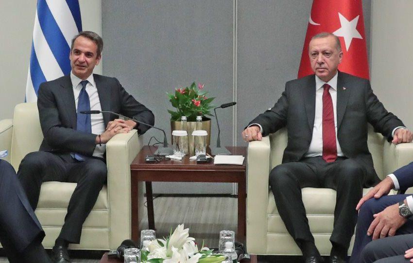 Στη Σύνοδο Κορυφής του ΝΑΤΟ, στις 14 Ιουνίου, η συνάντηση Μητσοτάκη-Ερντογάν