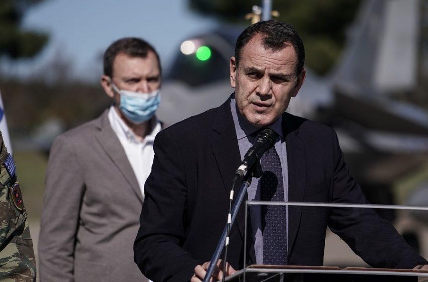 Παναγιωτόπουλος: Σε πολύ καλό σημείο η στρατηγική θέση Ελλάδας-ΗΠΑ- Βελτίωση της αμυντικής συνεργασίας