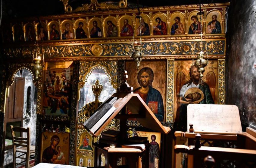 Συναγερμός για κρούσματα κοροναϊού σε μοναστήρι στη Λαμία