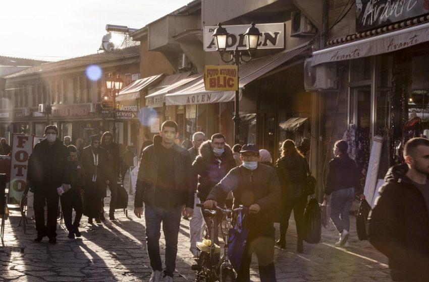 Β. Μακεδονία: Λουκέτο στην εστίαση και νυχτερινή απαγόρευση κυκλοφορίας