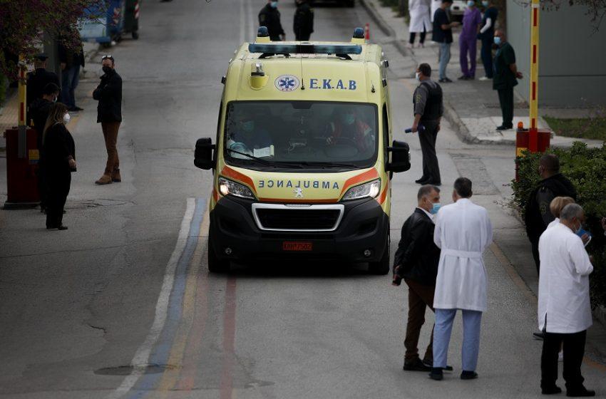 Νέο αρνητικό ρεκόρ με 824 διασωληνωμένους – 91 θάνατοι σε 24 ώρες – 3.067 νέα κρούσματα