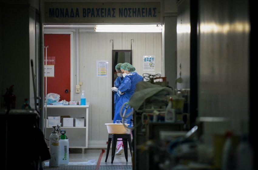 Χανιά: Τετραμελής οικογένεια στο νοσοκομείο με κοροναϊό