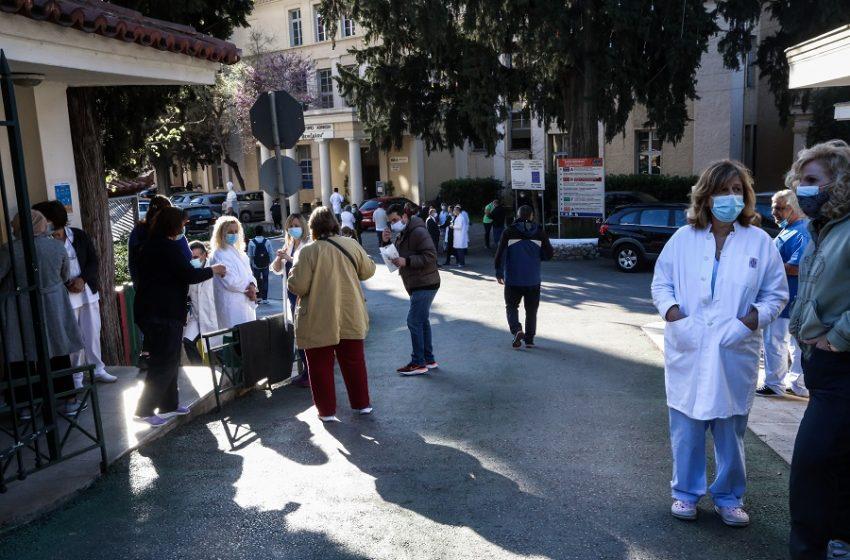 """Περίεργη διάρρηξη στο """"Έλενα Βενιζέλου"""": Έκλεψαν λάπτοπ με ραντεβού για εμβολιασμούς"""