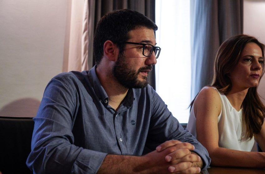Ηλιόπουλος: Οι μόνοι που δεν ευθύνονται είναι τα κυβερνητικά στελέχη