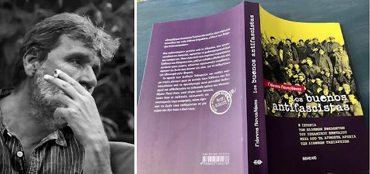 Οι Έλληνες αντιφασίστες στον Ισπανικό εμφύλιο: Το νέο βιβλίο του Γιάννη Παντελάκη