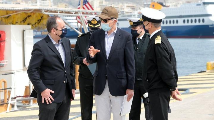 Πάιατ: Οι ΗΠΑ βλέπουν την Ελλάδα ως μακροπρόθεσμο στρατηγικό εταίρο στην περιοχή